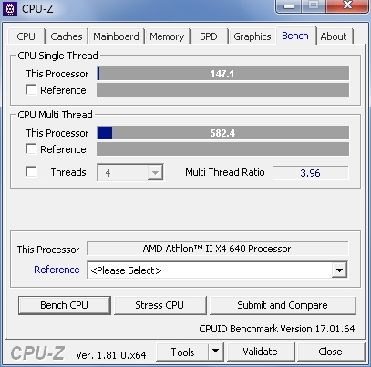 Share Your Cpuz Benchmarks Page 42 Techpowerup Forums