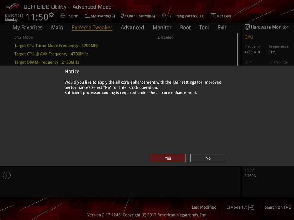 X M P effect CPU Temps Solution? | TechPowerUp Forums