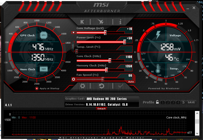 GPU refuses to achieve full speed | TechPowerUp Forums