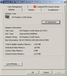 AMD RADEON X1200 DRIVER FOR PC