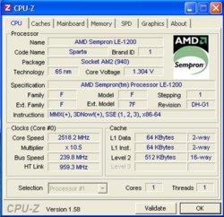 AMD SEMPRON LE-1200 TREIBER HERUNTERLADEN