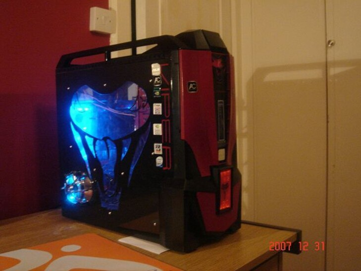 Case Gallery Viper My Gaming Rig Techpowerup Forums