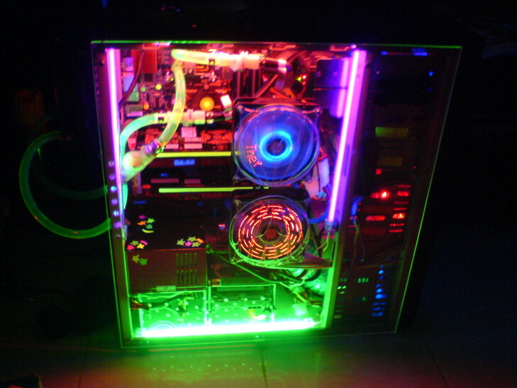 Case Gallery] - My I-cute | TechPowerUp Forums