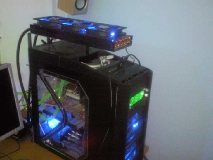 Case Gallery Antec 900 Watercooled 360mm Techpowerup