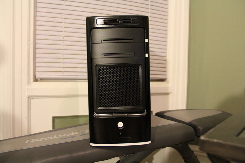 Case Gallery Old Hp Mod Techpowerup Forums