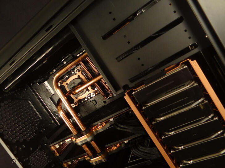 Case Gallery Element Copper By Watermod Techpowerup