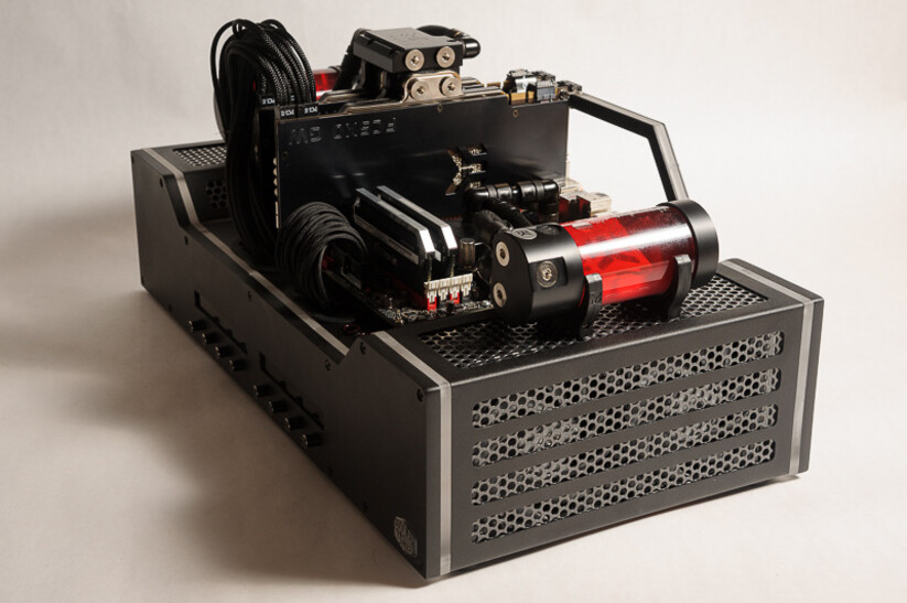 Case Gallery Cm Test Bench V2 Techpowerup Forums