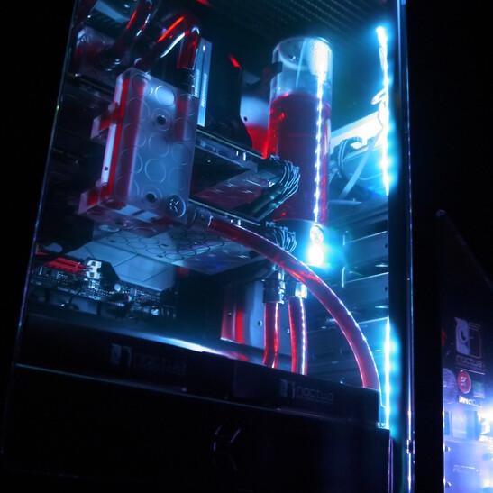 R O G Phanteks Enthoo Primo Water Cooled Techpowerup Forums