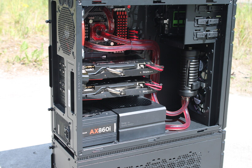 Watercooled Haf Stacker Techpowerup Forums