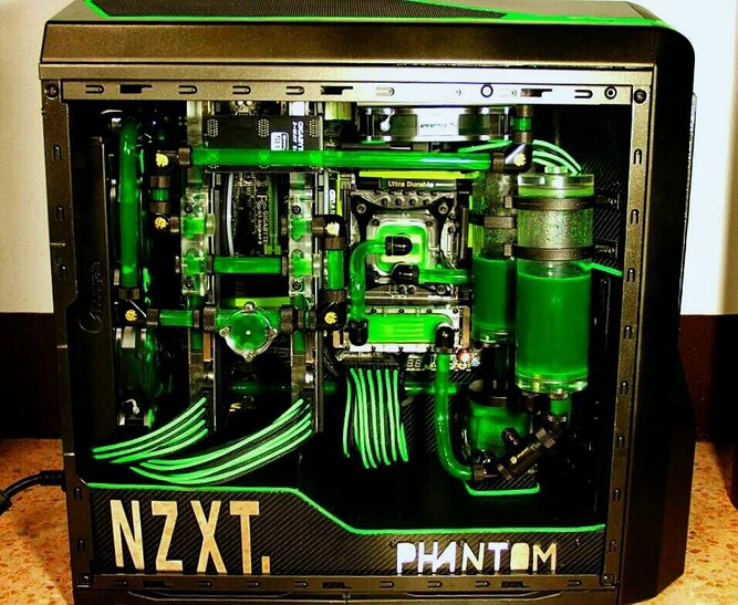 Nzxt Phantom 410 By Inon Inon Techpowerup Forums