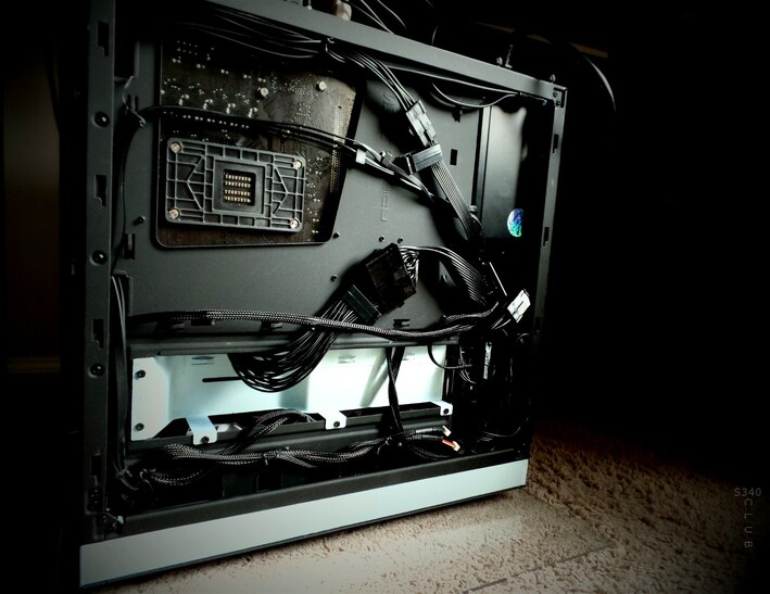 how to build a pc with the nzxt s340