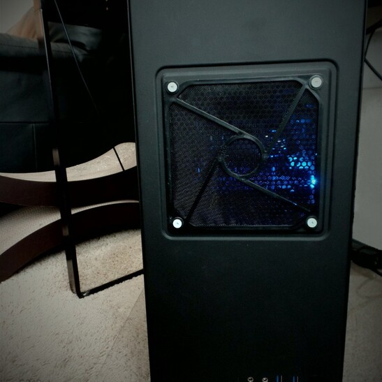 Nzxt S340 Club Build Techpowerup Forums