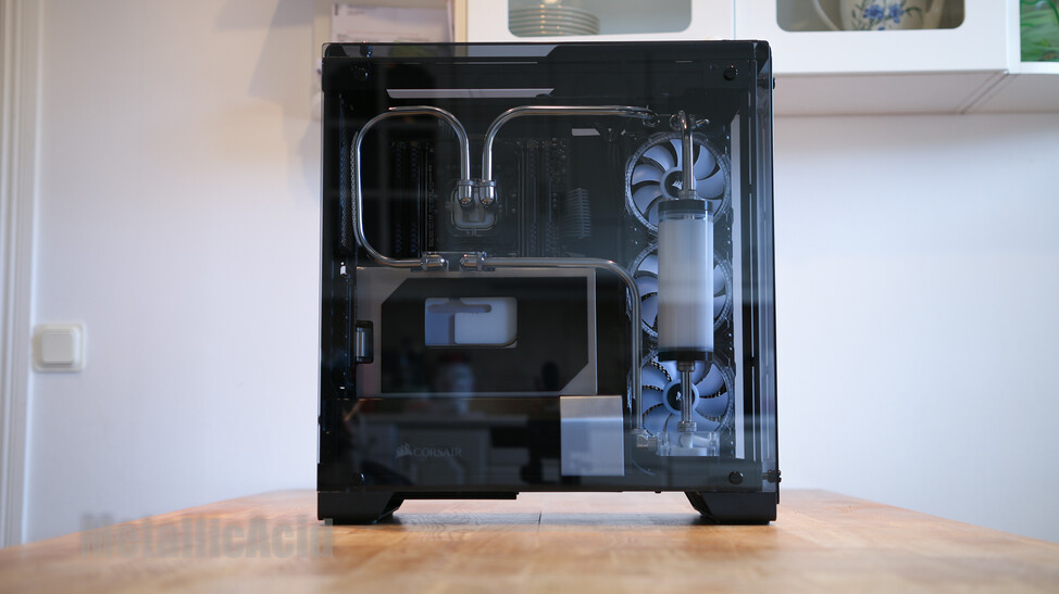 Xv Corsair 570x Project By Metallicacid Techpowerup Forums