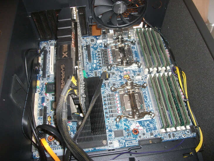 HP z800 workstation | TechPowerUp Forums