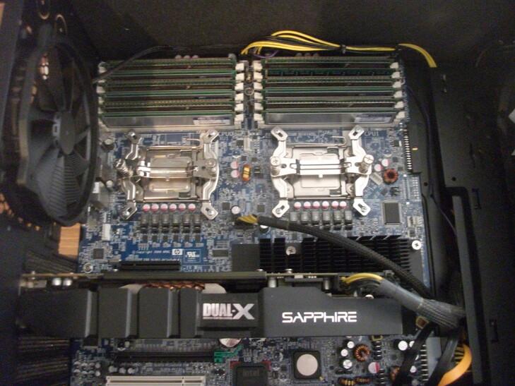 HP z800 workstation | TechPowerUp Forums