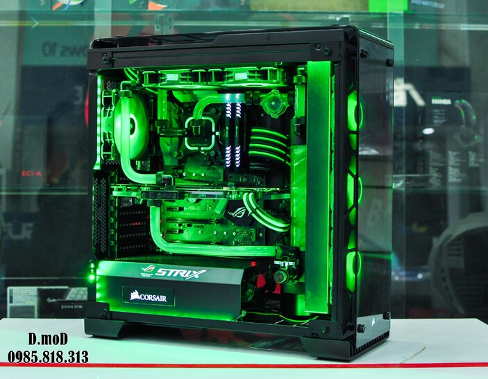 corsair 570x build water cool techpowerup forums