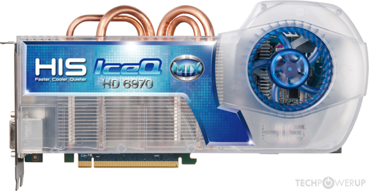 HIS HD 6970 IceQ Mix Image