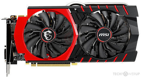 VGA Bios Collection: MSI GTX 970 4 GB | TechPowerUp