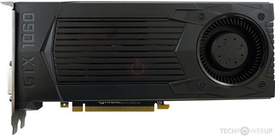VGA Bios Collection: NVIDIA GTX 1060 6 GB | TechPowerUp