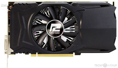 PowerColor Red Dragon RX 460 Image