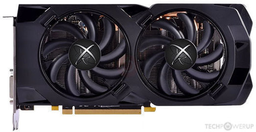 XFX RS RX 480 Double Edition 4 GB Image