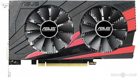 ASUS EXPEDITION GTX 1050 OC Image
