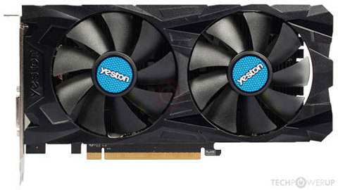 Yeston RX 460 GAEA 4 GB Image