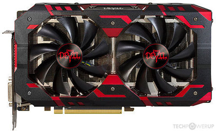 PowerColor Red Devil RX 580 OC Image