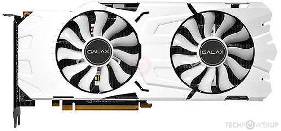 VGA Bios Collection: GALAX GTX 1080 Ti 11 GB | TechPowerUp