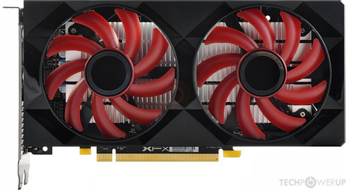 VGA Bios Collection: XFX RX 560 4 GB | TechPowerUp