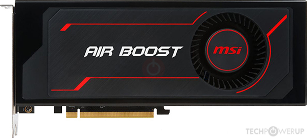 MSI RX Vega 64 Air Boost OC Image