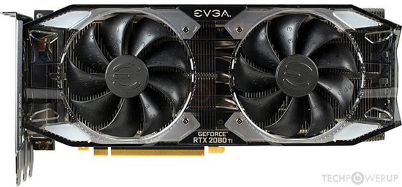 VGA Bios Collection: EVGA RTX 2080 Ti 11 GB | TechPowerUp