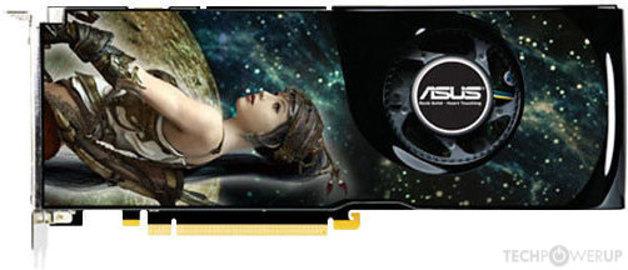 ASUS 9800 GTX TOP Image