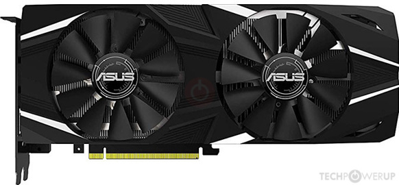 ASUS DUAL RTX 2070 ADVANCED Image