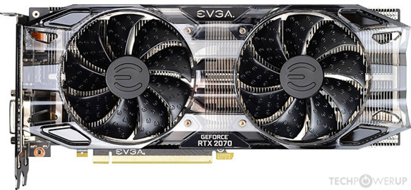 VGA Bios Collection: EVGA RTX 2070 8 GB | TechPowerUp
