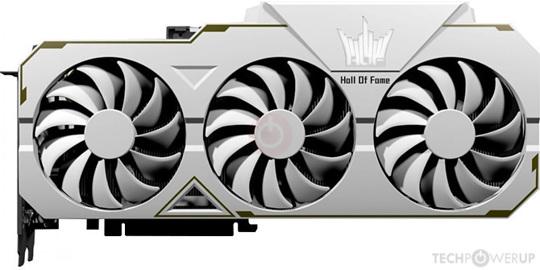 VGA Bios Collection: GALAX RTX 2080 Ti 11 GB | TechPowerUp
