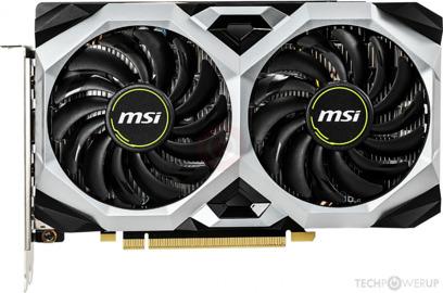 VGA Bios Collection: MSI GTX 1660 6 GB | TechPowerUp