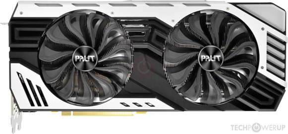 Palit RTX 2060 SUPER JetStream Image