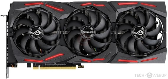 ASUS ROG STRIX RTX 2070 SUPER GAMING OC Image