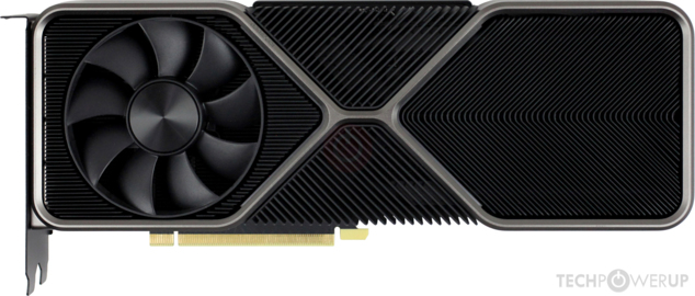 NVIDIA GeForce RTX 3080 Founders Edition Image