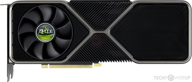 AXLE 3D RTX 3080 Founders Edition Image