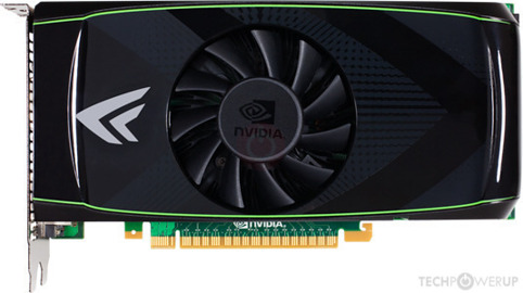 GeForce GTS 450 Image