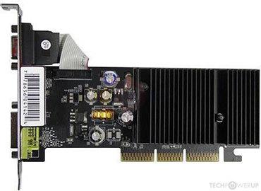 nvidia geforce 6200 driver linux