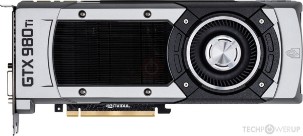 GeForce GTX 980 Ti Image