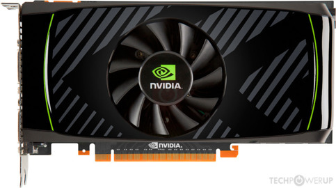 GeForce GTX 550 Ti Image