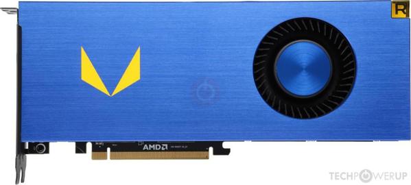 VGA Bios Collection: AMD RX Vega FE 8 GB | TechPowerUp