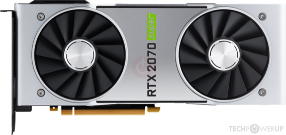 GeForce RTX 2070 SUPER Image