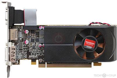 AMD Radeon HD 6670 Specs | TechPowerUp GPU Database