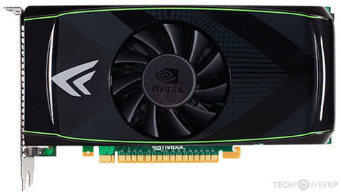 GeForce GTS 450 Rev. 2 Image