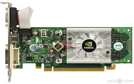 descargar driver de video nvidia geforce 8400 gs